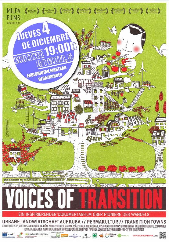 Voces of transition