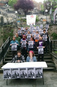 [:es]Manifestación: 1 de mayo [:eu]Manifestazioa:  maiatzaren 1a, herri langilearen borroka[:] @ Plaza Euskadi, BILBO