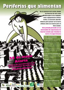 [:es]Jornada: Periferias que alimentan[:eu]Jardunaldia: Elikatzen duten Periferiak[:] @ Ataria (Centro de documentación de los Humedales de Salburua) | Vitoria-Gasteiz | Euskadi | Spain