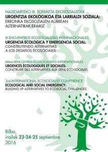 [:es]III Encuentros Ecosocialistas Internacionales[:eu]Nazioarteko III. Topaketa Ekosozialistak[:]