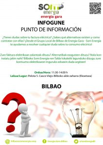 Infogune ENERGIA GARA Bilbo @ Ekoetxea | Bilbo | Euskadi | Spain
