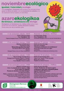 [:es]Noviembre ecológico[:eu]Azaro ekologikoa[:] @ Lizarra-Estella