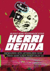 [:es]Herri Denda: feria de los movimientos sociales de Bilbao[:eu]Herri Denda: Bilboko herri mugimenduen azoka[:] @ Zirika (Ronda kalea,12. Bilbao)