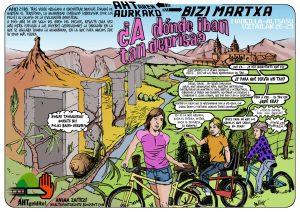 AHTaren aurkako Bizi Martxa @ Marcilla - Altsasu