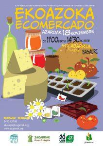 [:es]Ecomercado[:eu]Ekomerkatua[:] @ Solobarria plaza Basauri