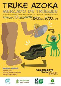 [:es]Mercado de trueque[:eu]Truke Azoka[:] @ Solobarria plaza - Basauri