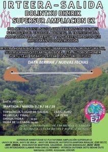 [:es]Marcha al Valle de Bolintxu en contra de la ampliación de la autopista Supersur[:eu]Supersur autopistaren handitzearen kontrako mendi-martxa Bolintxu ibarrera.[:] @ Plaza Zabalburu