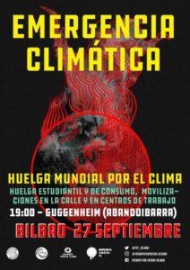 [:es]Huelga mundial por el clima!![:eu]Klimaren aldeko mundu greba !![:]