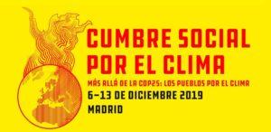 [:es]Madrid: Cumbre Social por el Clima[:]