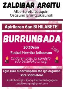 [:es]Estruendo (Euskal Herria): Zaldibar argitu! Salud y responsabilidad[:eu]Burrunbada (Euskal Herria): Zaldibar argitu! Osasuna eta erantzukizuna[:]