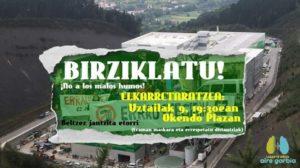 [:es]Concentración (Lasarte-Oria): Birziklatu! no a los malos humos[:eu]Konzentrazioa  (Lasarte-Oria): Birziklatu! no a los malos humos[:]