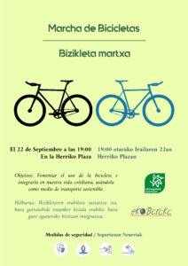 [:es]Marcha bicicletera por Barakaldo[:eu]Bizikleta martxa Barakaldon[:]