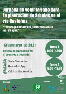 [:es]Plantación de árboles en Barakaldo[:eu]Barakaldon zuhaitzak landatzea[:]